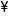 Yと=を重ねた形